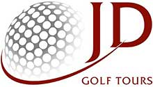 JD Golf Tours Logo
